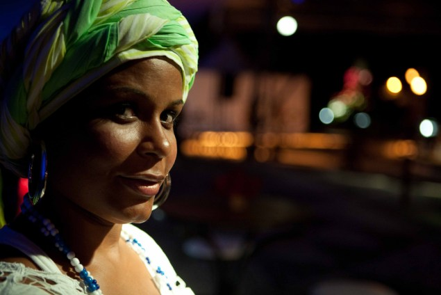 Brazilian woman (Ministério da Cultura/Flickr)