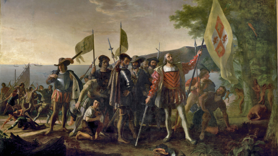 What Happened in Puerto Rico on November 19, 1493?