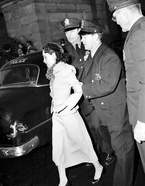 Lolita Lebrón, Puerto Rican political prisoner (Public Domain)