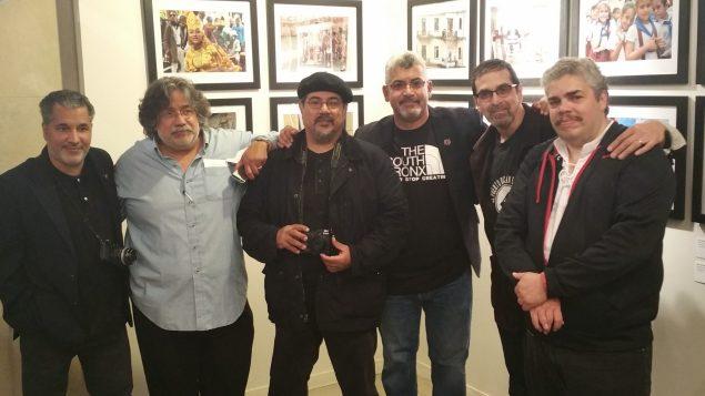 Seis del Sur: Pagan, Franco, Molina II, Conzo, Jr., Gonzalez & Flores. (Photo © Daniel Rivera.)