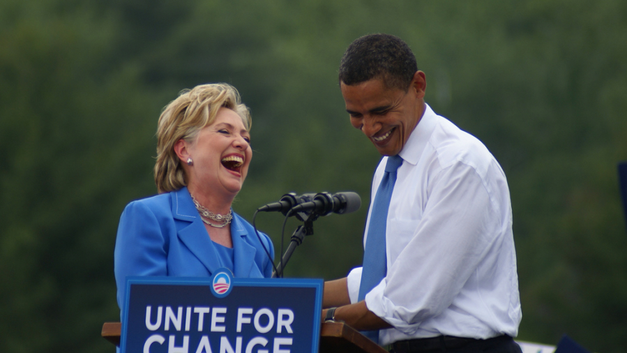 The Refugee Hypocrisy of President Obama and Hillary Clinton