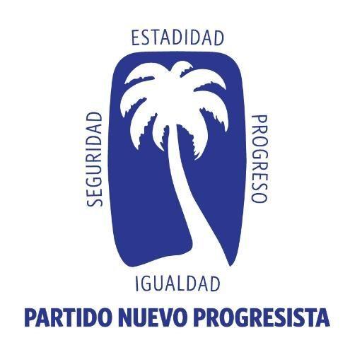 Party logo of the New Progressive Party (BAYO el Caballo)