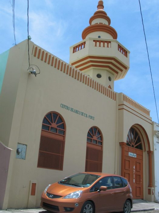 Puerto Rico Islamic Center of Puerto Rico-Ponce (Roca Ruiz/Flickr)