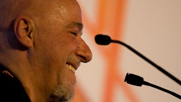 Brazilian author Paulo Coelho (nrkbeta/Flickr)