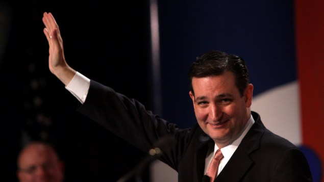 Ted Cruz, Republican senator from Texas (Gage Skidmore/Flickr)