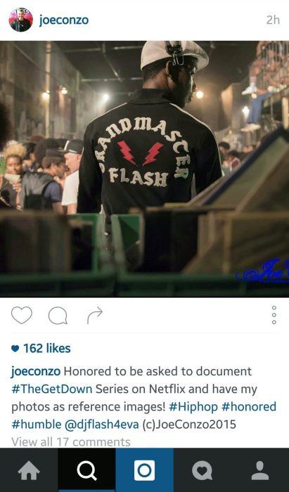 joe Conzo instagram