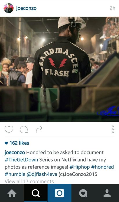 joe Conzo instagram