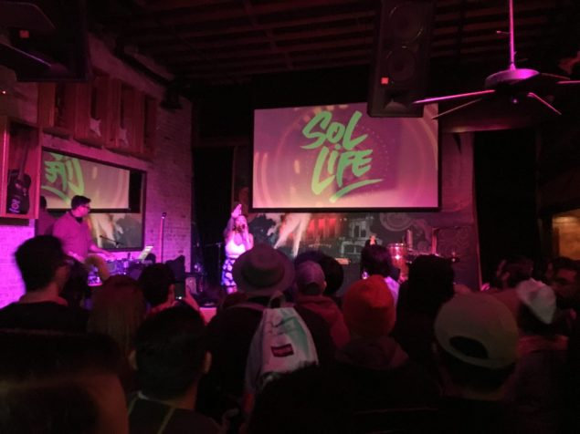 SOL LIFE at SXSW 2016 (Photo: Sharis Delgadillo)
