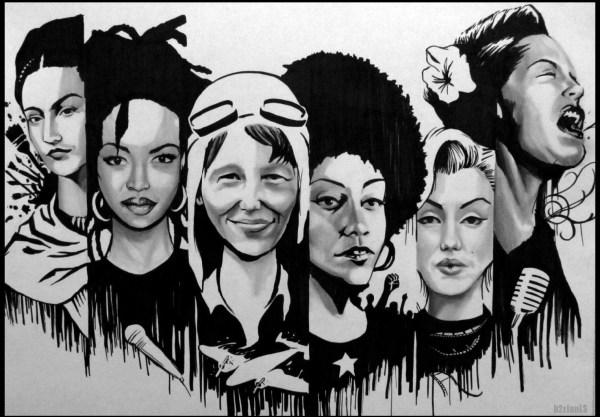 Women History Month: East Flatbush Library, Brooklyn