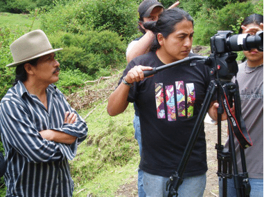 Joshi y cámara