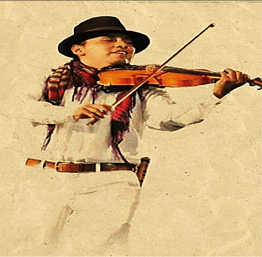 Yarina violín