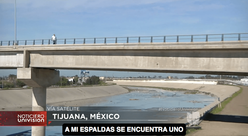 Man Deported Back to Mexico Dies Minutes Later on Tijuana Bridge