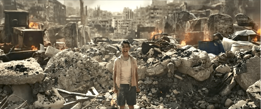 Residente's 'Guerra' Video Looks at the Pain and Suffering of the Syrian War