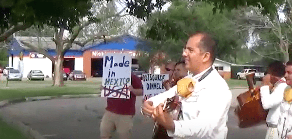 #NoMames: National Republican Senate Committee Uses Mariachis to Troll Sen. Joe Donnelly