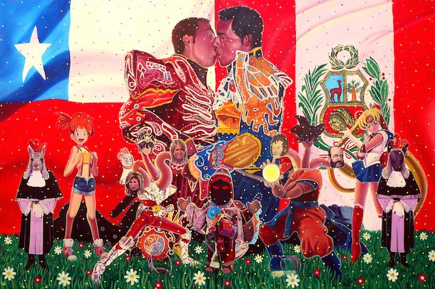 Peruvian Artist Marcial Ayala Is Disrupting And Insulting