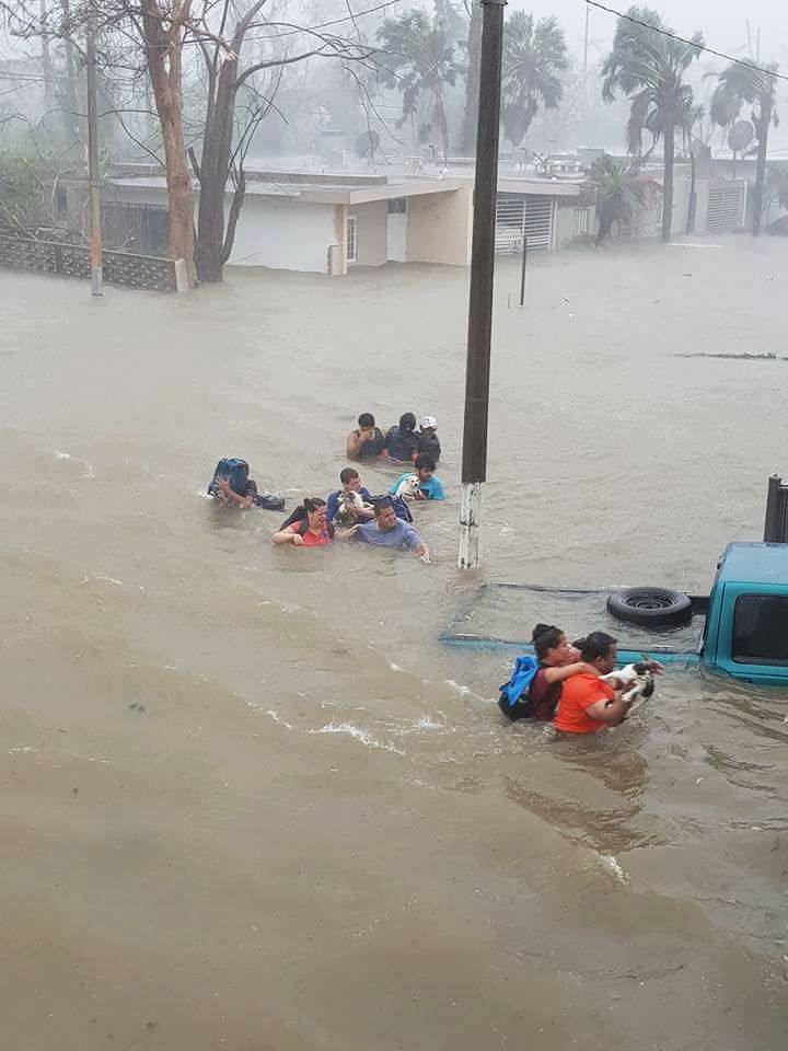 These Heartbreaking Hurricane María Images From Puerto Rico Will Forever Be Etched in Our Memories