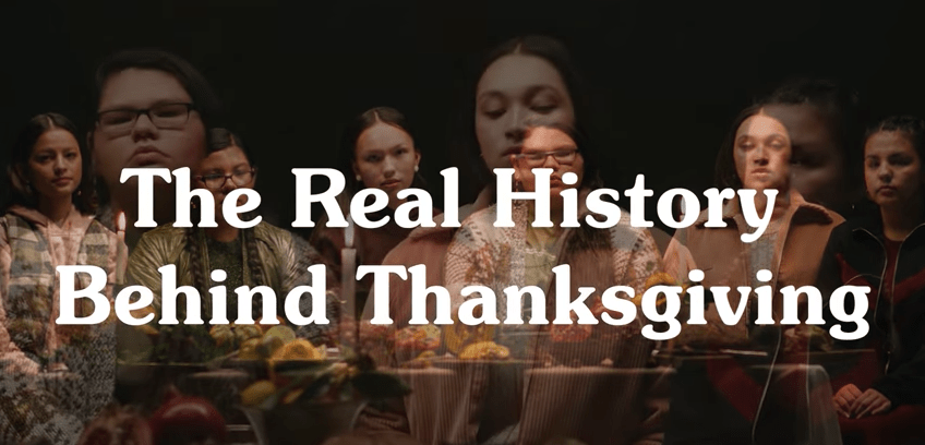 The Real History Behind Thanksgiving (VIDEO)