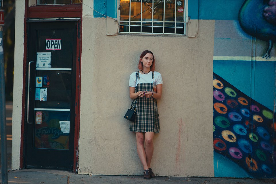 An English Instructor Asks: Did Greta Gerwig's LADY BIRD Plagiarize REAL WOMEN HAVE CURVES?