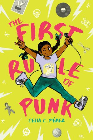 THE FIRST RULE OF PUNK:  The Most Important Book Published During the First Year of the Trump Presidency