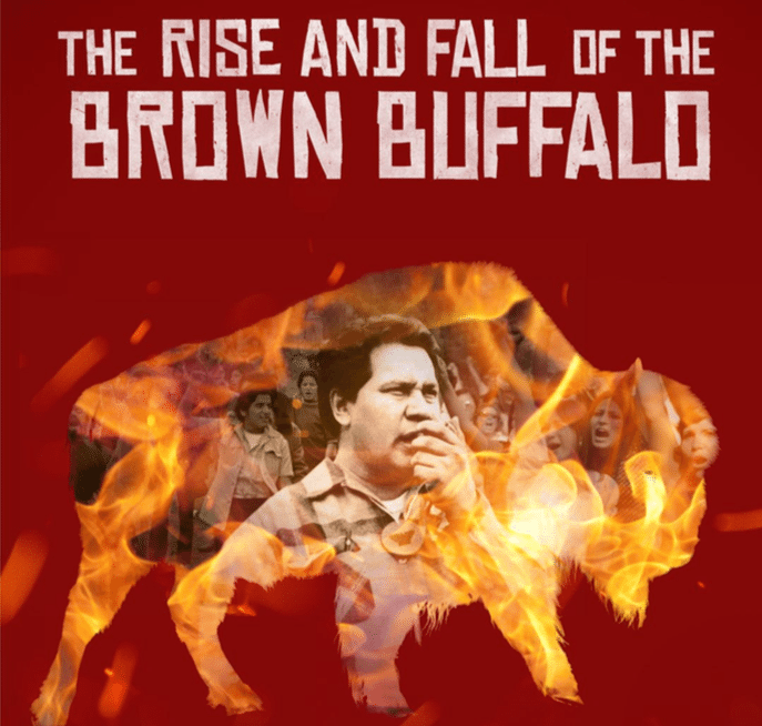 PBS Documentary 'The Rise and Fall of the Brown Buffalo' Takes BIG Storytelling Risk... And Scores