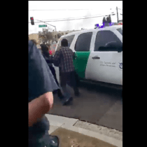 Viral Videos of CBP Undercover Arrest Show Mother Being Removed in Front of Her Kids