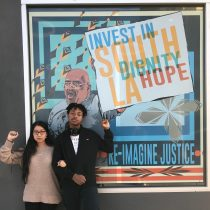 Edna Chávez and Hakim Johnson of Community Coalition (PODCAST)
