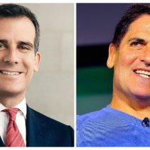 SCOOP: LA Mayor Garcetti Tells Donors He 'Checks Every Box' For 2020 and a Mark Cuban Surprise?