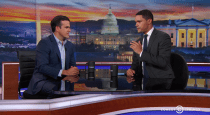 Puerto Rico Governor Ricardo Rosselló Was on THE DAILY SHOW WITH TREVOR NOAH