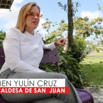 San Juan Mayor Carmen Yulín Cruz Says She's Seriously Considering Run for Governor of Puerto Rico