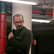 Junot Díaz's Mask: This Is How He Lost It