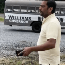 Our New Hero: The Georgia Man Who Told DEPORTATION BUS to Get Off His Property