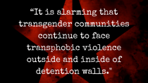 Death of Trans Woman in ICE Detention Highlights Need for Action