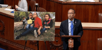 Gutiérrez on CBP Protest Against Separation of Families: 'We Will Be Back and We Will Do It Again and Again If We Have To'