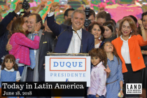 Iván Duque, Conservative Heir to Former President, Wins Colombian Presidential Elections