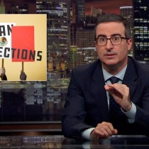 John Oliver Spent 20 Minutes Last Night on Mexico's Upcoming Elections (VIDEO)
