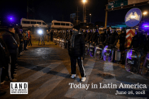 A General Strike Against IMF Deal Paralyzes Argentina's Main Cities