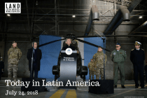 Argentina President Announces Controversial Military Participation in Internal Security