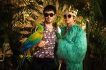 Bomba Estéreo's 'Amar Así' Video Celebrates Love, As Band Opposes Colombia's New President