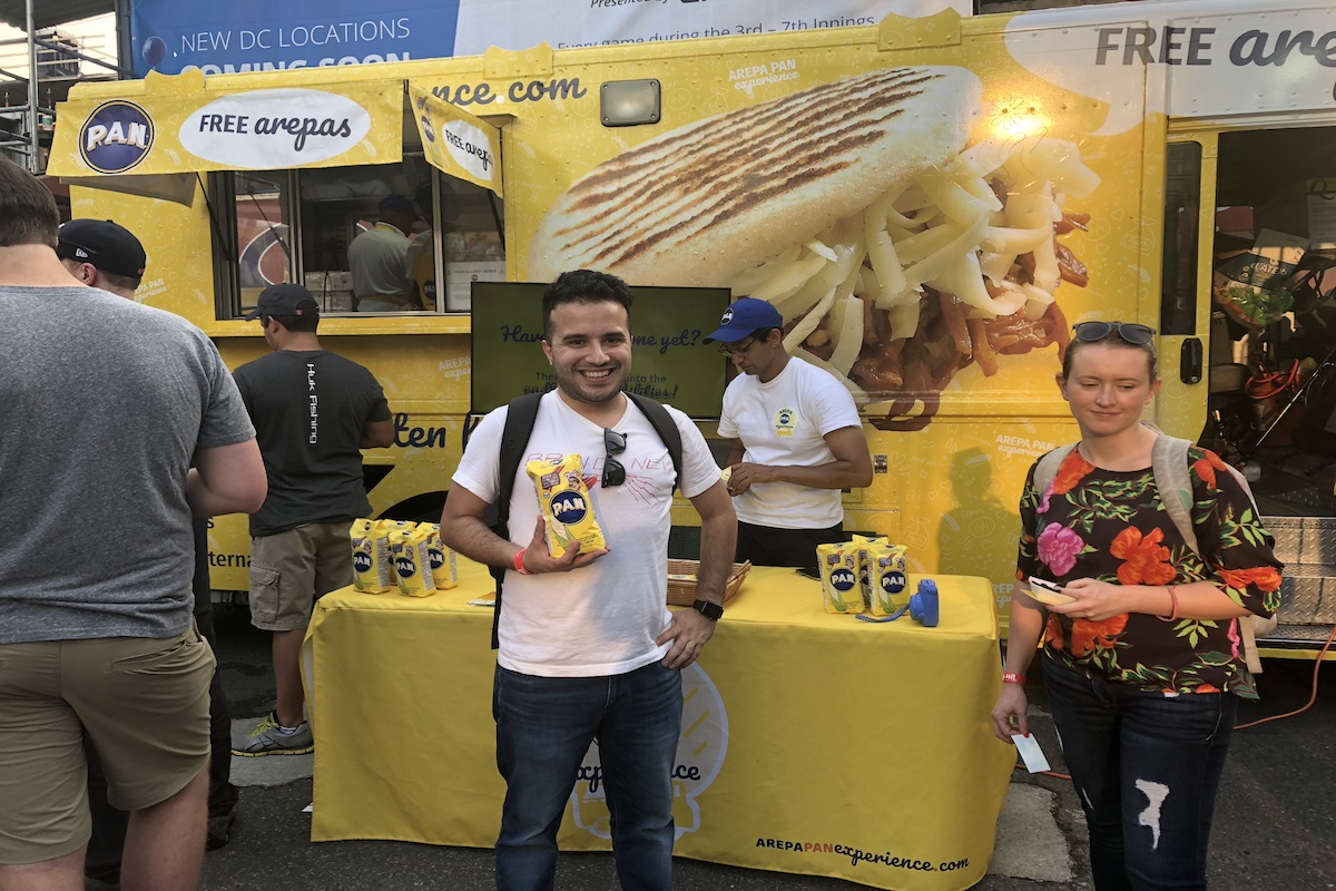 The Quest to Make the Venezuelan Arepa a US Food Staple Has