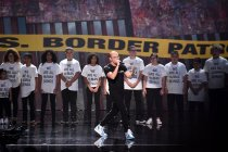 Hundreds of Immigrant Children, Youth and Families Join Logic's Performance at 2018 VMAs to Protest Trump Administration's Family Separation and Detention Policy