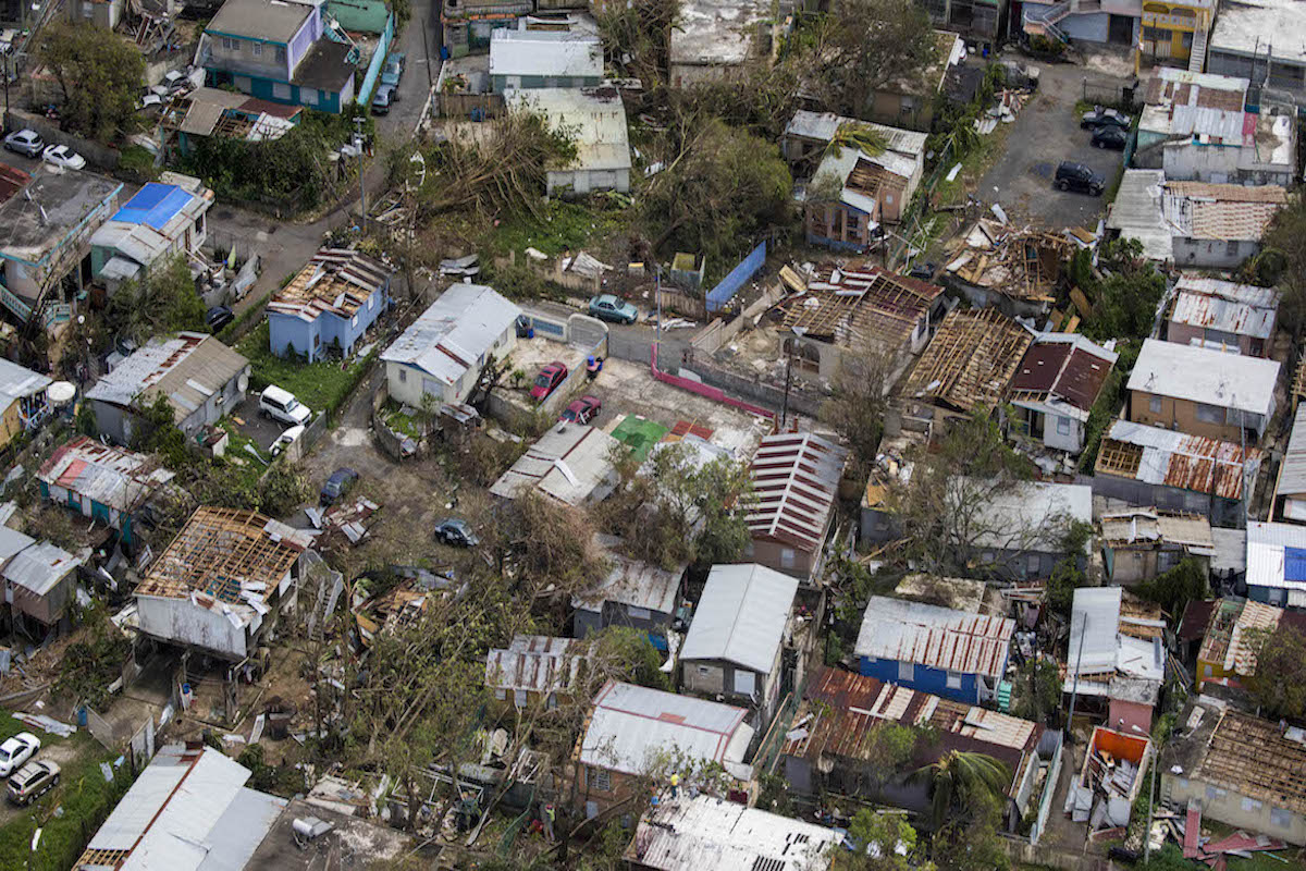 On the First Anniversary of Hurricane María, an Open Letter to the 115th United States Congress