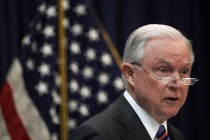 Marisa Franco, Co-Founder of Mijente, Condemns Jeff Sessions' Department of Justice for Human Rights Abuses Against the Latinx Community
