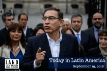 Opposition Party in Peru Passed President's Congressional Reforms