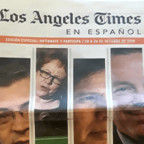 After Citing Latino Rebels Story, LA Times Formally Apologizes for Running Different Political Endorsements in English and Spanish