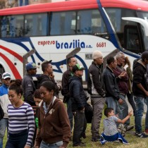 Refugees From Venezuela Are Fleeing to Latin American Cities, Not Refugee Camps
