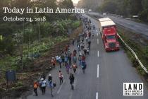 Migrant Caravan Mourns Death in Chiapas