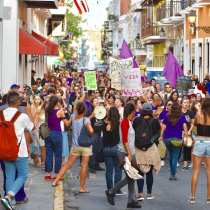 A Feminist Stand Against Gender-Based Violence in Puerto Rico