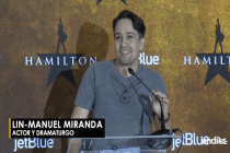 On His Return to Puerto Rico for HAMILTON, Lin-Manuel Miranda Reiterates Call for Cancellation of Island's Debt