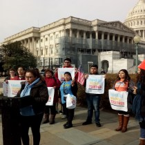Immigrant Rights Leaders Call for Defunding of DHS, CBP and ICE