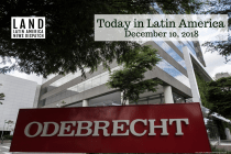Odebrecht Peru Signs Deal With Gove​rnment to Continue Operations